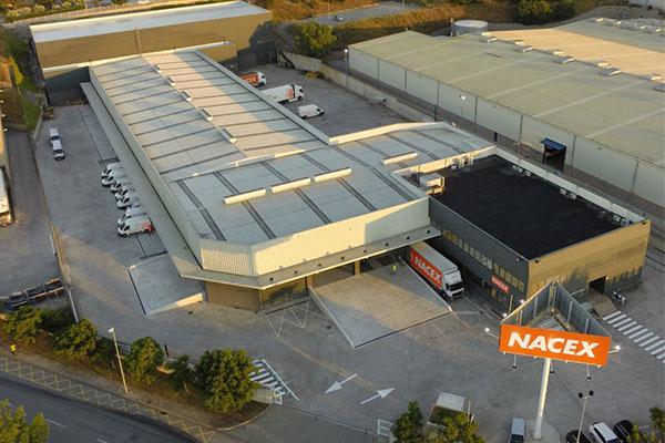 Nacex inaugura nuevas instalaciones automatizadas por for Centro comercial barbera del valles