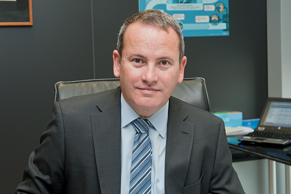 Telefónica nombra a Eduardo Navarro nuevo presidente de Telefónica Brasil