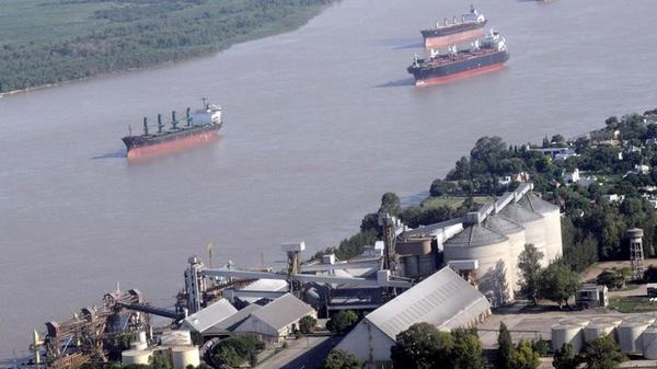 Resultado de imagen para puertos argentinos