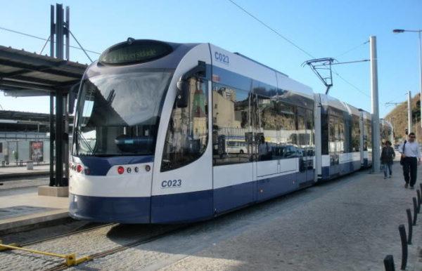 Tranvía Siemens