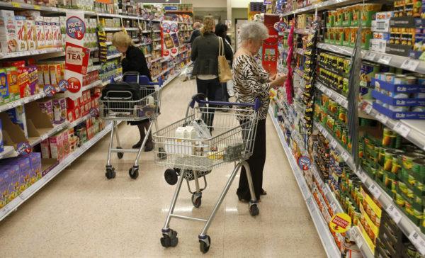 Resultado de imagen de La confianza del consumidor sube en noviembre
