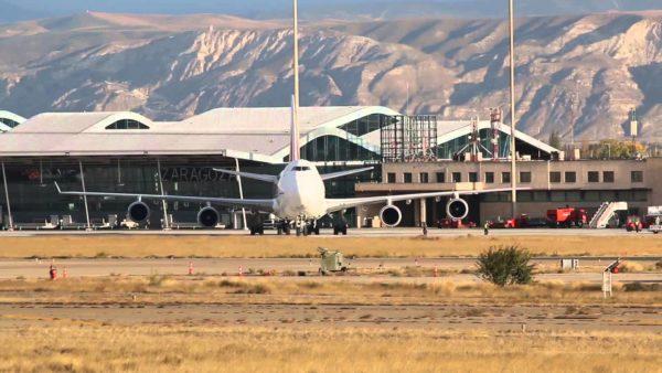 Aeropuerto Zaragoza