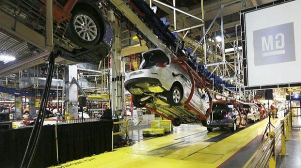 Producción automóviles