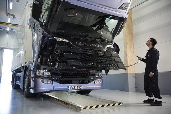 Scania reparaciones