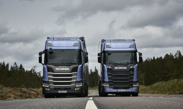 Serie S Scania
