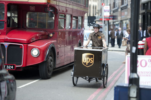 UPS Londres