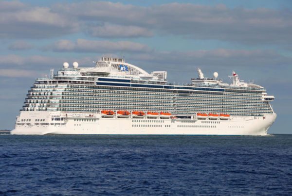 buque Royal Princess