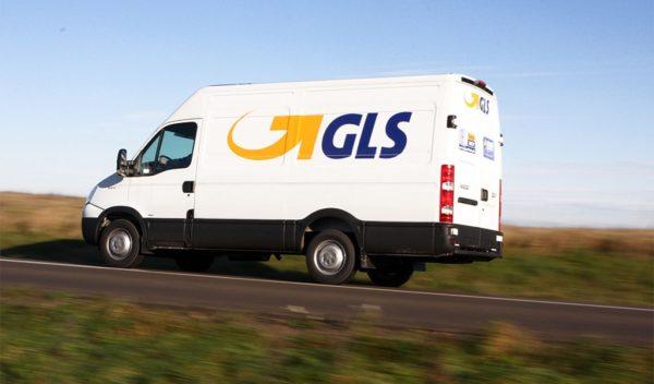 furgoneta GLS