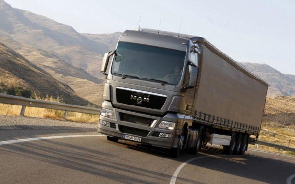 man-truck transporte mercancías por carretera