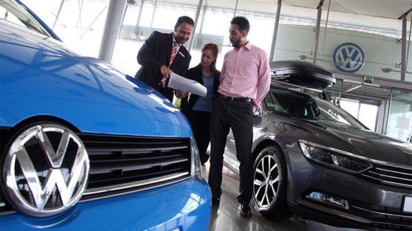 ventas Volkswagen