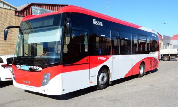 Autobús de Soria