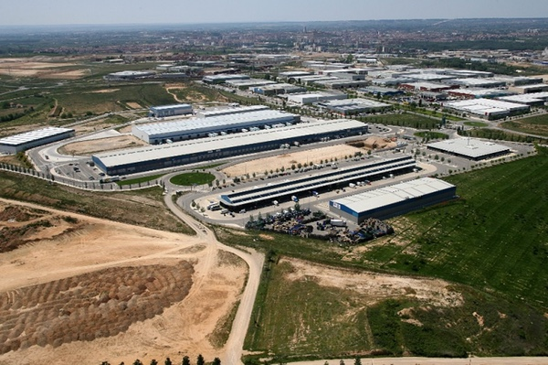 Demanda de suelo logístico crece en Madrid