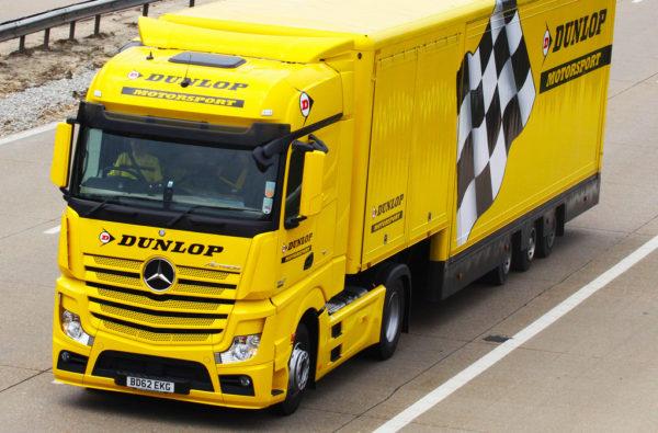 Dunlop camión