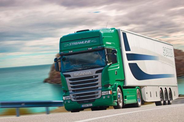 Scania R 450 H