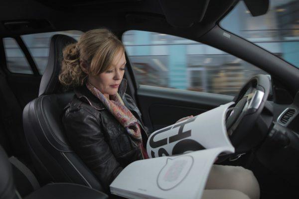 Volvo autónomo