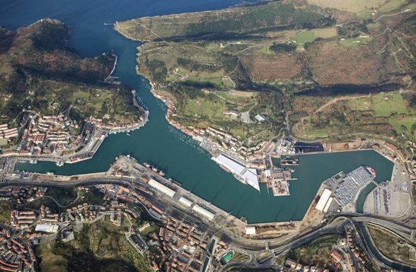 puerto de Pasajes