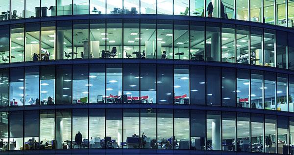 Inversi n en el mercado de oficinas alcanza los for Oficina registro madrid