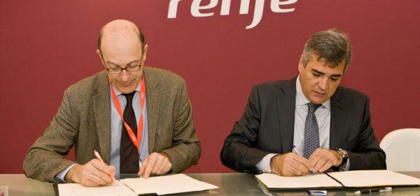 Acuerdo Baleària y Renfe