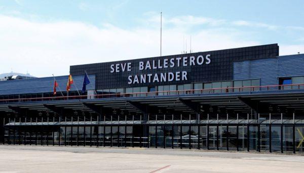 Aeropuerto Santander