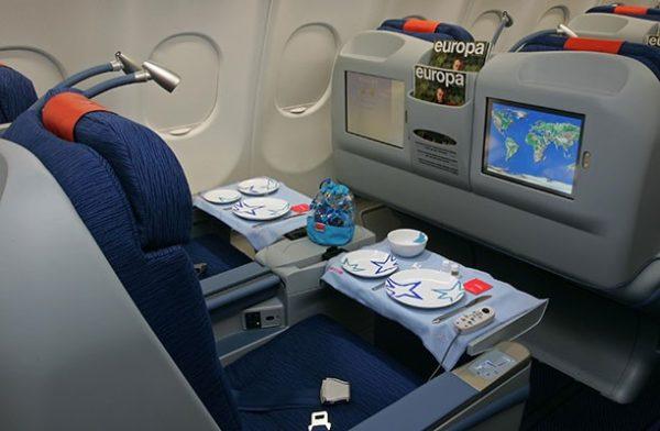Air Europa interior