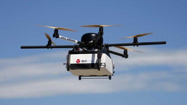 Dron DPD