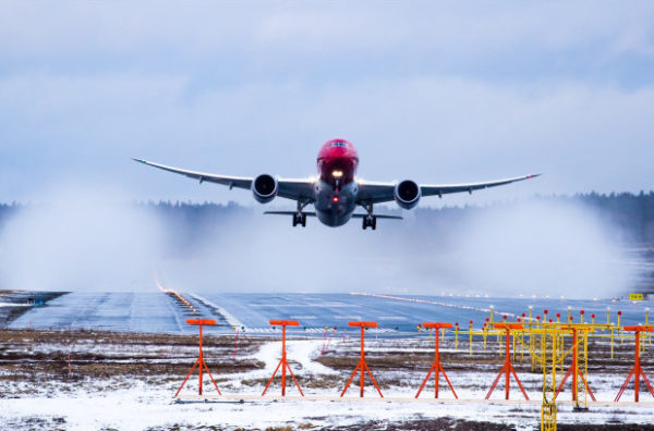 Norwegian Air Resources Spain