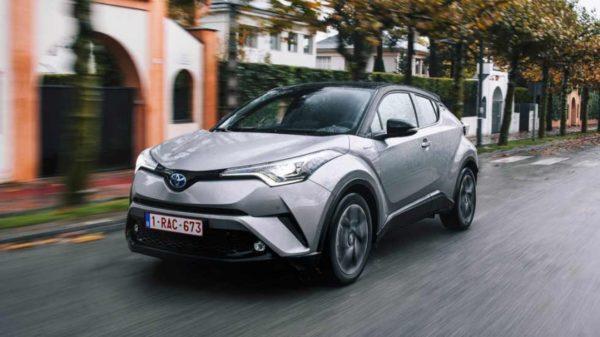 Toyota híbrido CRV