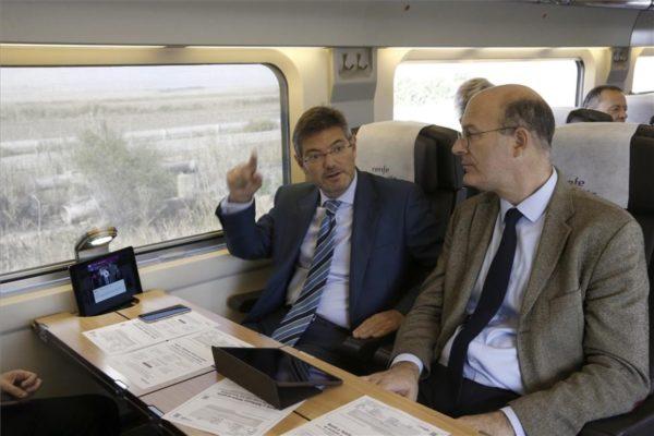Trenes con wifi