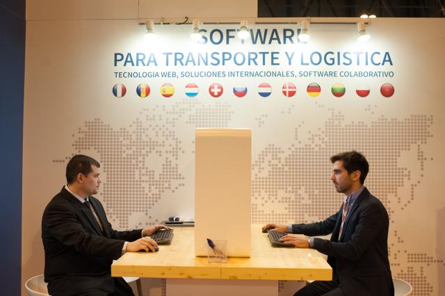 andSoft logistica y transporte software
