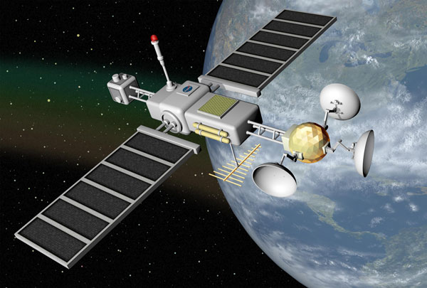 gps-satelite