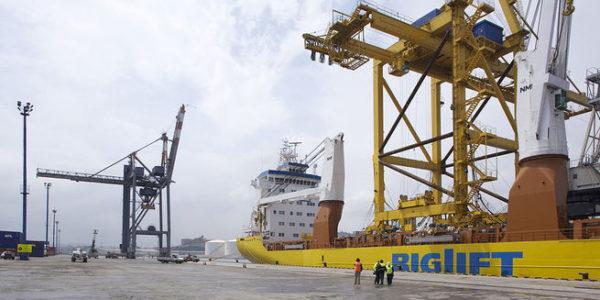 puerto de Gijón