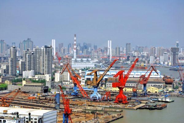 shanghai-port