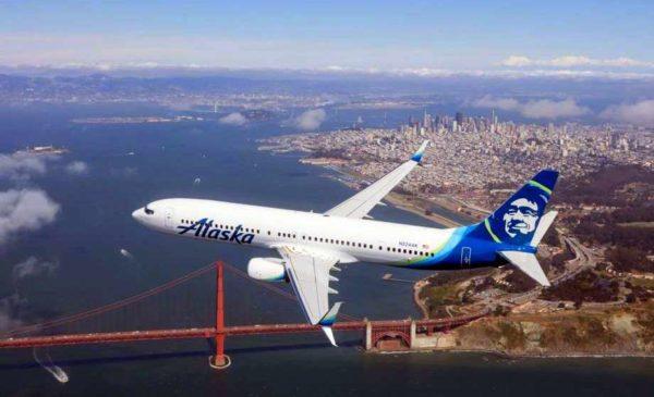 Alaska Airlines San Francisco