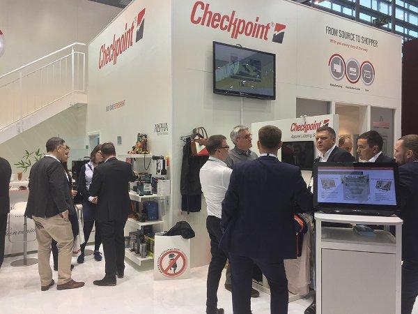 Checkpoint en EuroShop