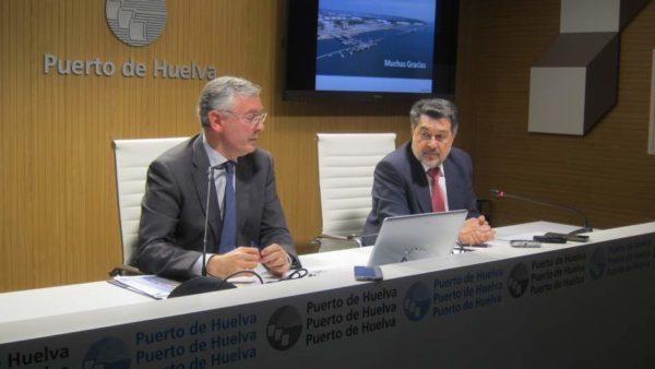 Conferencia puerto Huelva