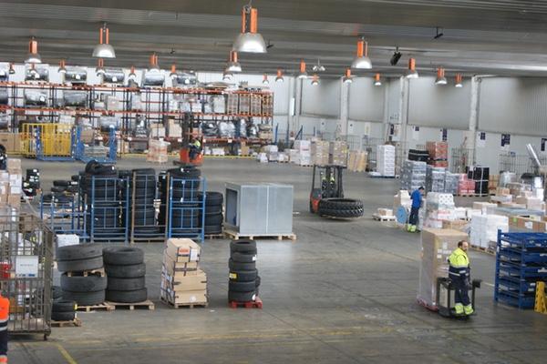 Coste laboral se incrementa en el sector del transporte y almacenamiento
