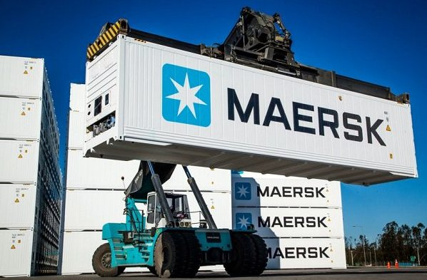 Maersk Line contenedor