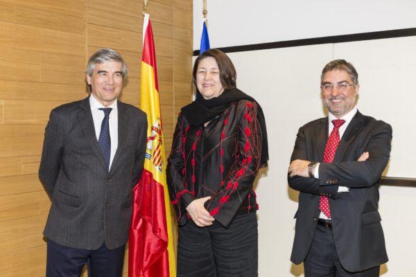 Francisco Reynés y Violeta BulC