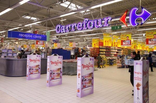 Carrefour interior