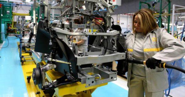 fábricas de coches España