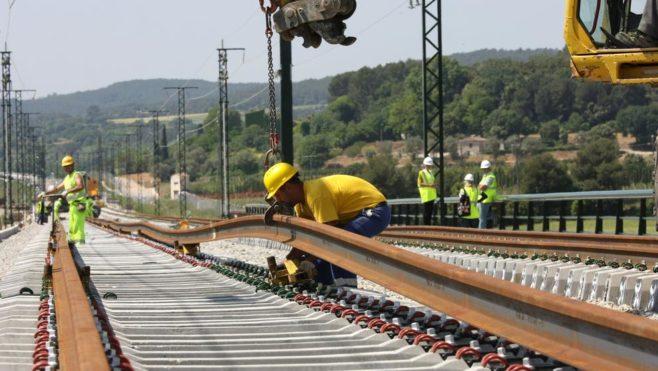 inversión ferroviaria