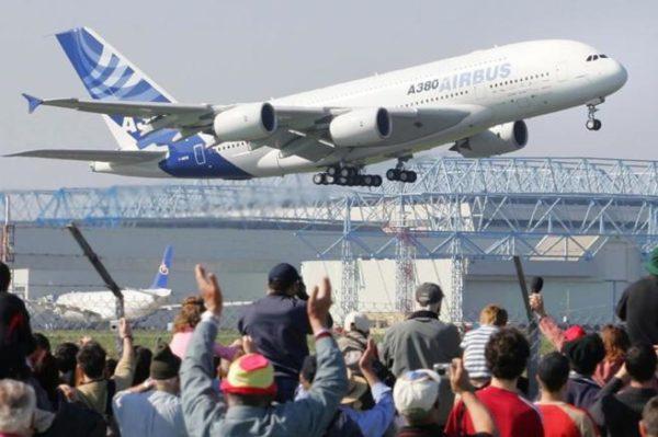 nuevo avión Airbus