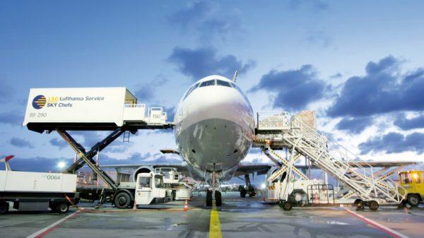 operadores de carga aérea