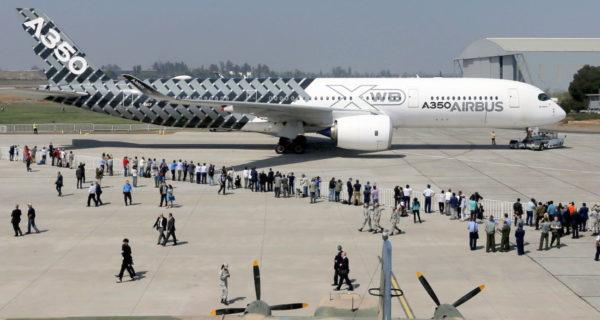 transporte aéreo de pasajeros