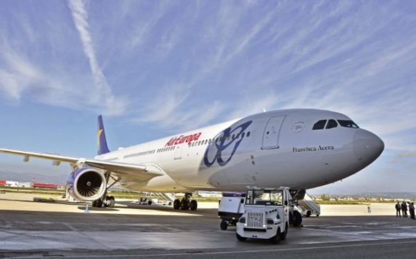 Air Europa en Honduras
