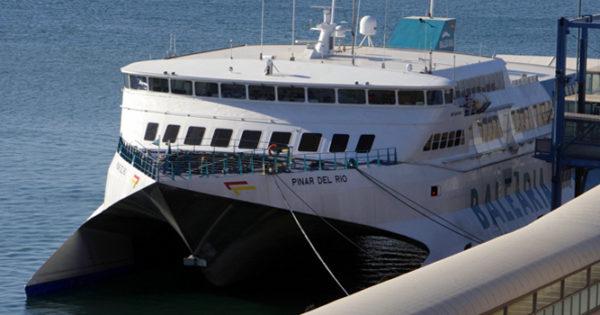buque Pinar del Rio