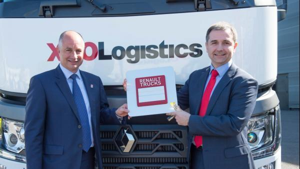xpo-logistics-renovara-flota-junto-renault-trucks
