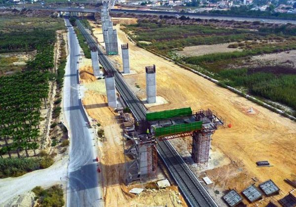 AVE a Murcia