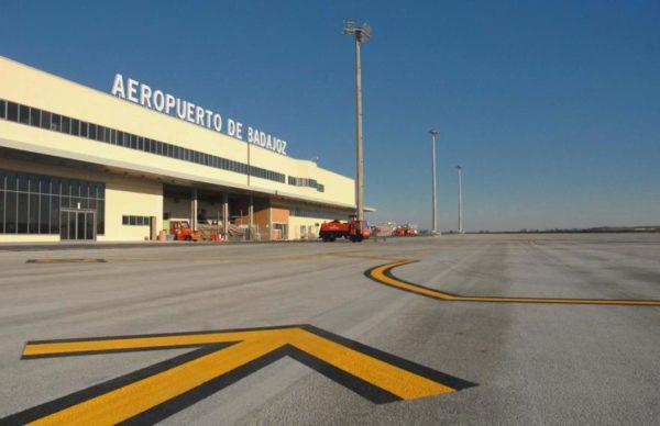 Aeropuerto-de-Badajoz