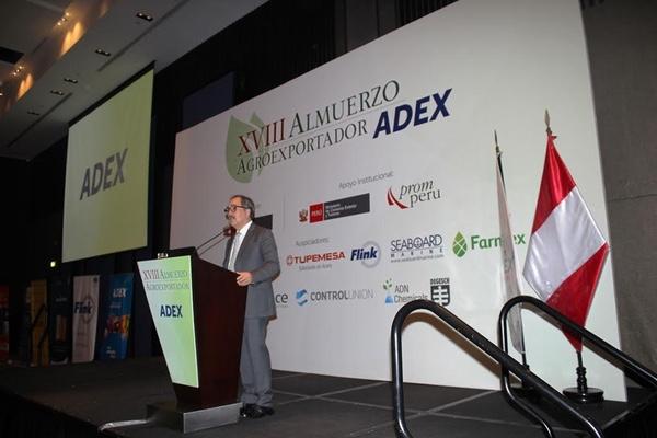 Agroexportaciones peruanas tienen gran capacidad para generar empleo